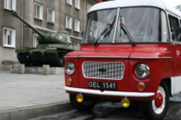 Combinação de excursão em Cracóvia: Excursão em ônibus panorâmico em...