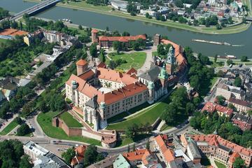 Cracovie - visite guidée d'une heure et demie du château du Wawel