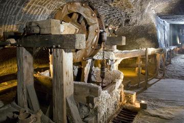 Führung im Salzbergwerk Wieliczka ab Krakau