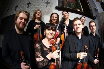Konzert des Krakauer Kammerorchesters in der St-Adalbert-Kirche