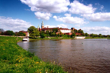 Krakow City Package: Wawel Castle Guided Tour with Vistula River...