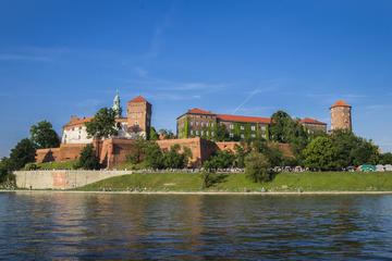 Krakow City Package: Wawel Castle Guided Tour with Vistula River...