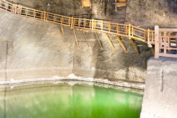 Privat rundtur: Rundtur från Kraków till saltgruvan i Wieliczka