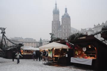 Private Tour of Krakow Christmas...