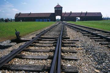 Rundtur i liten grupp till Auschwitz-Birkenau från Kraków