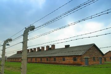 Tour door Auschwitz-Birkenau vanuit ...