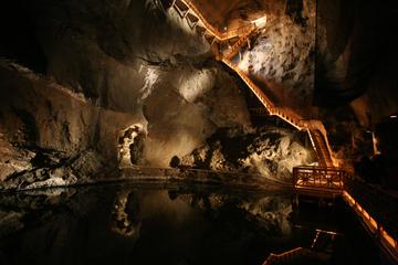 Visita a la mina de sal de Wieliczka con traslados privados de ida y...