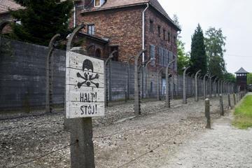 Visite éducative à Auschwitz-Birkenau...