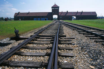 Visite guidée au musée-mémorial d'Auschwitz-Birkenau, au départ de...