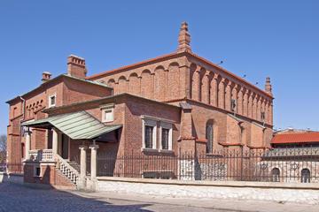 Visite à pied en petit groupe de Kazimierz à Cracovie