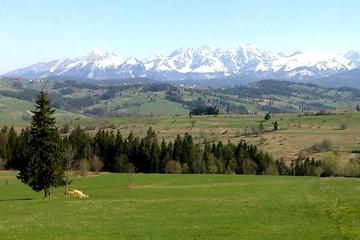 Visite privée : excursion d'une journée aux montagnes de Tatra et...
