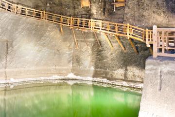 Visite privée : mine de sel de Wieliczka au départ de Cracovie