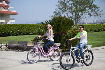 Santa Barbara Bike Rentals: Electric...