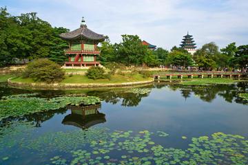 ソウルの韓国宮殿と寺院ツアー:景福宮と曹渓寺