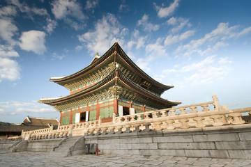 韓国歴史遺産ツアー:景福宮などのソウルの宮殿と…