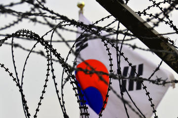 DMZ Past and Present: Korean Demilitarized Zone