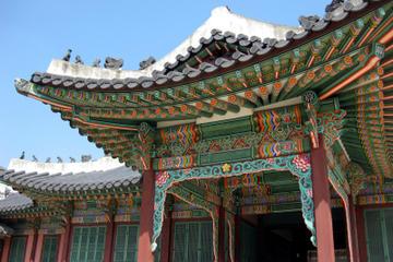 Tour dei palazzi e dei mercati coreani a Seul compresi Insadong e il