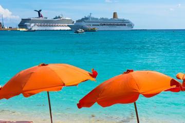 Excursion en bord de mer à Saint-Martin: visite de l'île au départ...