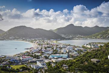 St-Martin and St Maarten: Sightseeing Tour of the French and Dutch...