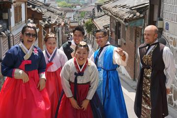 Private Custom Tour: Highlights of Seoul
