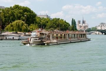 Crucero por el río Sena: crucero turístico con Bateaux Parisiens