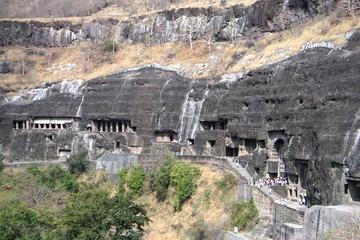 Buddhist Caves of Ajanta Ellora