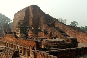 Excursion tour of Rajgir & Nalanda from Bodhgaya