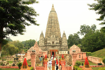Trip to Bodhgaya - The Holy Place of Enlightenment, with Nalanda-Rajgir