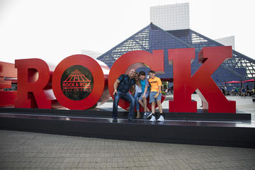 Book Rock and Roll Hall of Fame Admission, in Cleveland on Viator