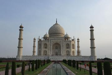 Same Day Agra Tour from Delhi by car