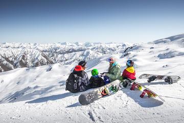 Cardrona Alpine Resort Ski Transport from Queenstown