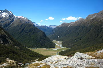 Half-Day Routeburn Track Guided Walk...
