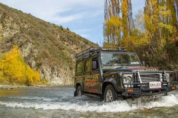Half-Day Wakatipu Basin 4WD Tour from Queenstown