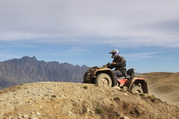 Queenstown-Quad-Tour