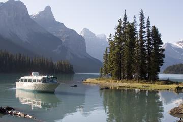 Crucero a la Isla Spirit por el lago Maligne de Jasper