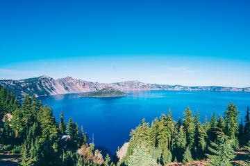 Book 2 day tour to from Eugene to Crater Lake on Viator