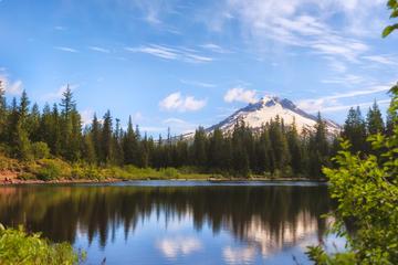 Mt Hood - Tagesausflug von Portland nach Multnomah Falls und Hood...