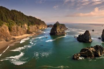 Oregons Küste - Tagesausflug von Portland: Astoria und Cannon Beach