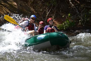 White Water Rafting at the Tenorio River from Guan