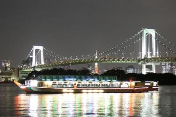 Japanese Style Dinner Cruise by Yakatabune by Tokyo Bay