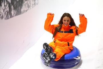 Antalya Aquarium and Snow World with...