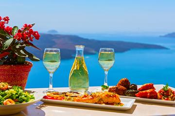 Santorini: Wineries Visit And Wine Tasting Half Day Tour