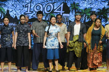 Admission Ticket to Award-Winning Musical 'MUD: Our Story of Kuala...
