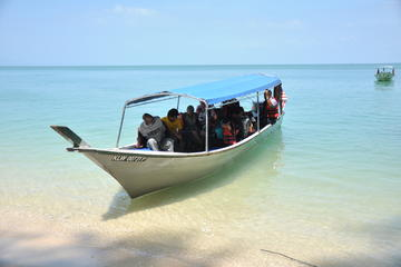 Island and Fishing Adventure by Boat in Langkawi