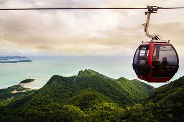 Langkawi Cable Car and Oriental Village with 1-Way Transfer