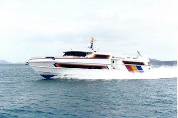 One-Way Ferry Ticket from Langkawi to Koh Lipe with Hotel Transfer