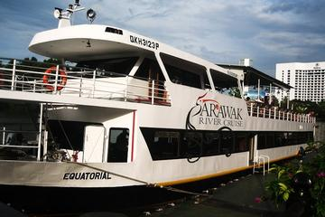 Sarawak Sunset River Cruise from Damai Peninsular