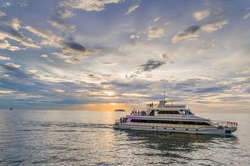 Sunset Dinner Cruise with North Borneo Cruises