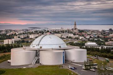 Reykjavík Perlan Museum: Observation...