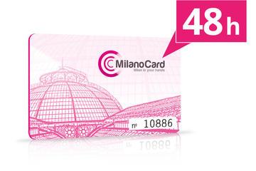 Tarjeta Milano: pase turístico de Milán